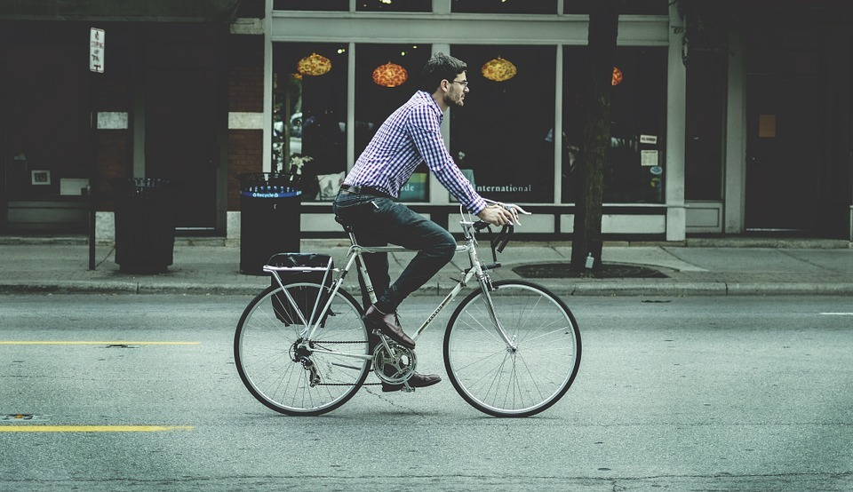 Cycle Your Way to a Happier and Smarter Life