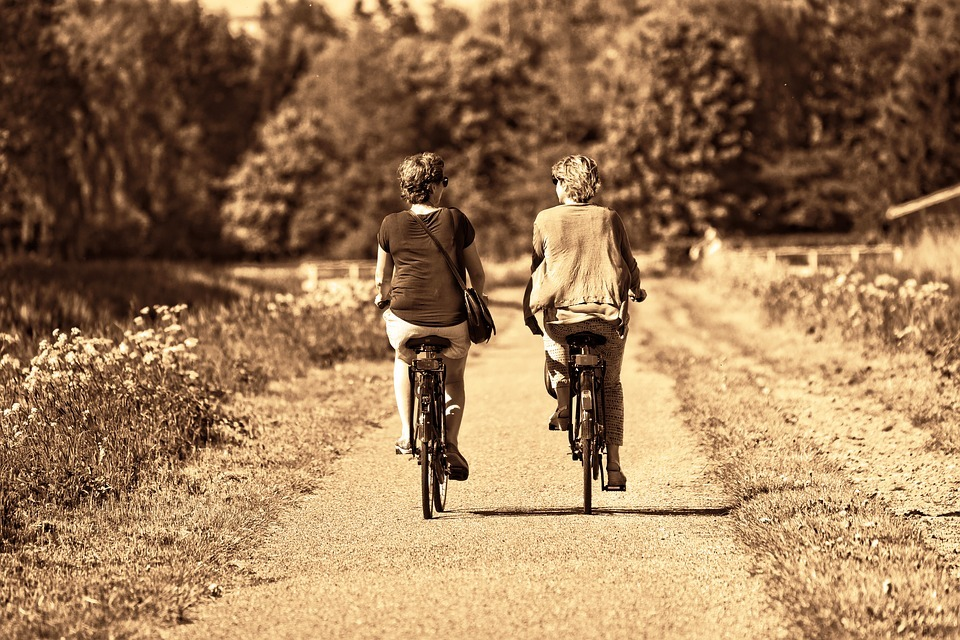 Keeping Fit with Cycling